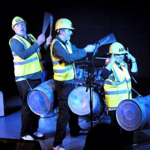 Glamba Theatrical Percussion Group