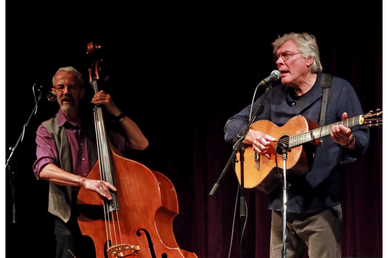 Steve Tilston and Hugh Bradley